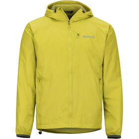 Marmot Ether DriClime Sudadera Hombre, citronelle